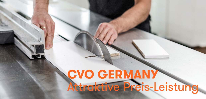 CVO Germany der Komplettservice im Ladenbau